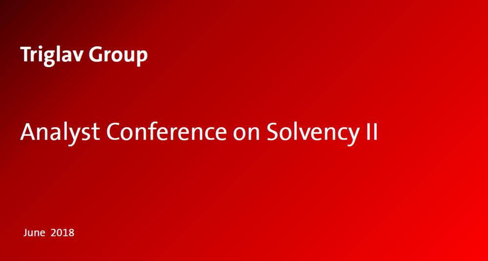 Triglav Group Solvensy II